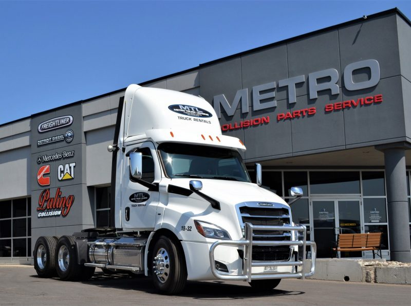 Truck Leasing in Ontario Just Got Easier with Metro Truck Group